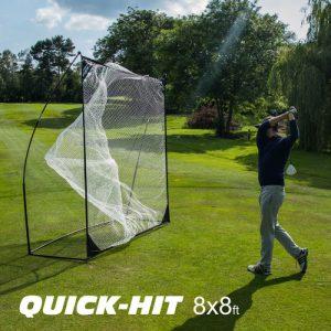 Quick HIt Golf Practice Net