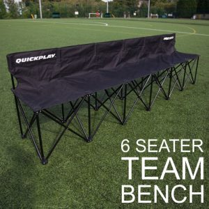 6 seater fold out team bench
