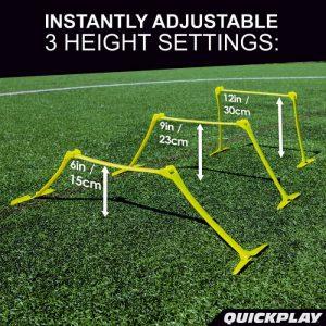 Adjustable Sports Training Hurdles Soccer