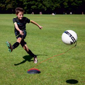 Replay Soccer Ball on Elastic